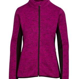 Marc New York Andrew Marc Women's Full Zip Sweater